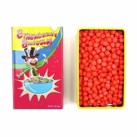 rick morty strawberry smiggles 2