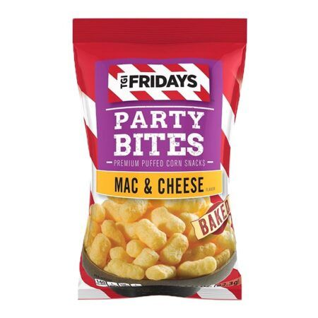 tgi fridays party bites mac cheese