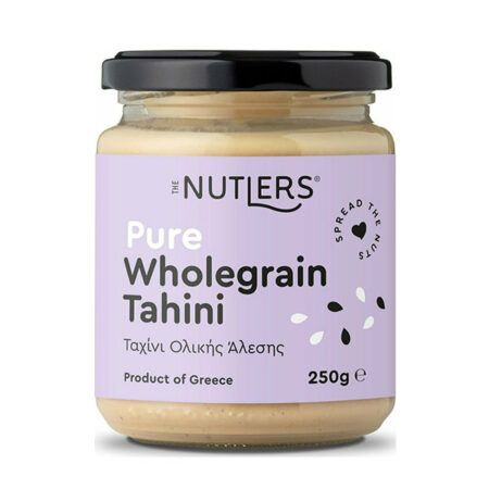 the nutlers wholegrain tahini 250g