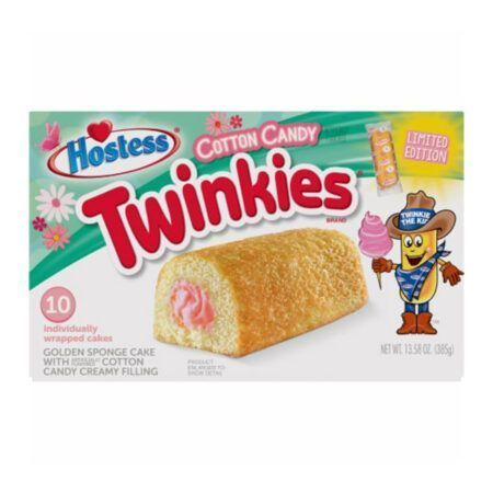 twinkies cotton candy g