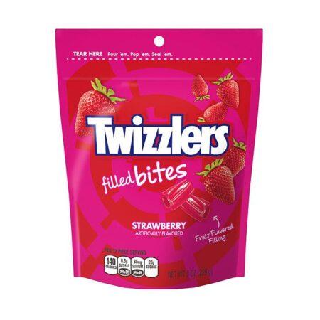 twizzlers strawberry bites 226g