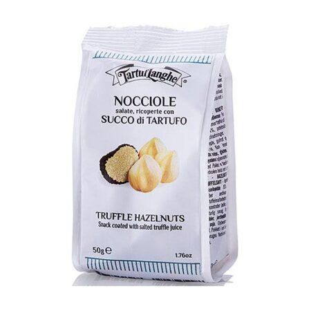 tartuflanghe bar snack hazelnuts coated with truffle juice
