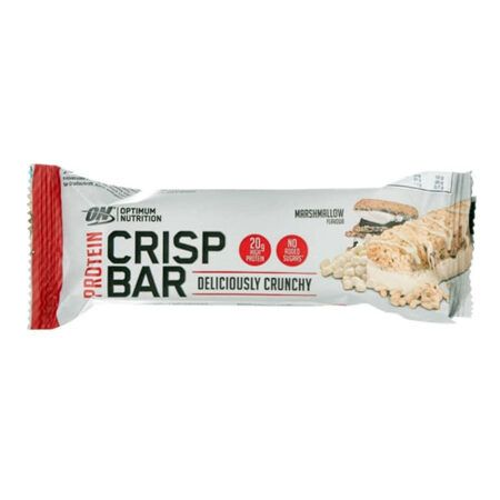 OPTIMUM NUTRITION PROTEIN CRISP BAR Marshmallow 65g