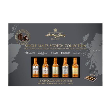 anthon berg single malts collection 230g