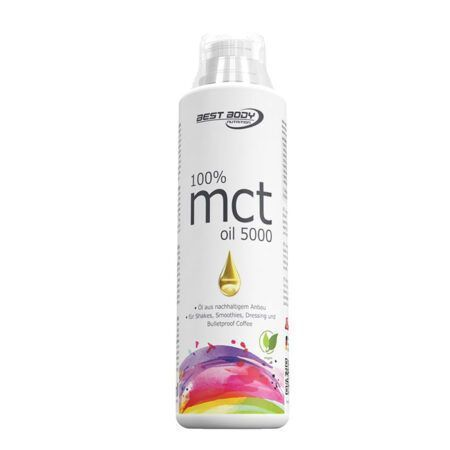 best body mct oil 500ml