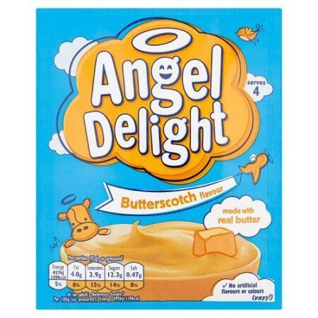 birds angel delight butterscotch g