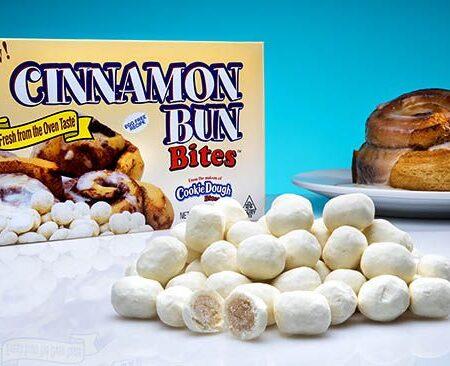 cinnamon bun bites 88g 2
