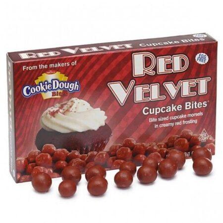 cookie dough bites red velvet cupcake bites 88g 2