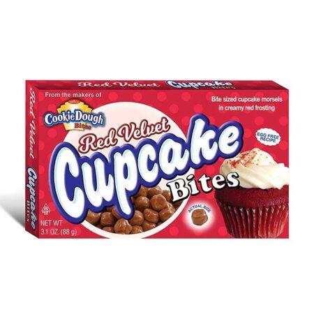 cookie dough bites red velvet cupcake bites 88g