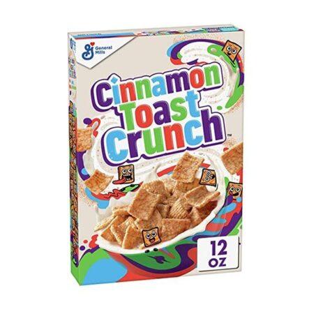 general mills cinnamon toast crunch g