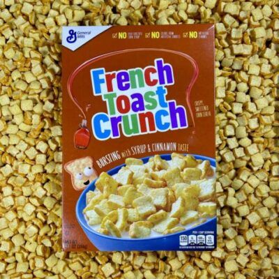 general mills french toast crunch 314g. 2