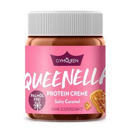 gymqueen protein creme salty caramel 250gr