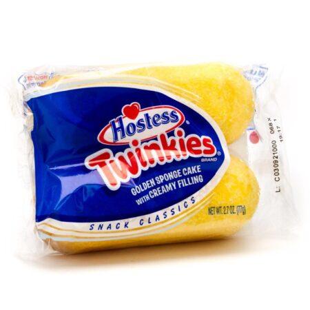 hostess twinkies vanilla g