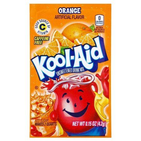 koll aid orange