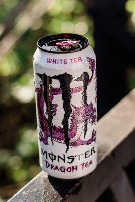 monster dragon white tea 2
