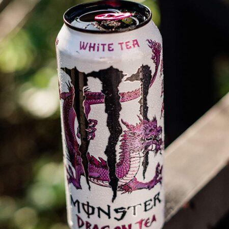 monster dragon white tea