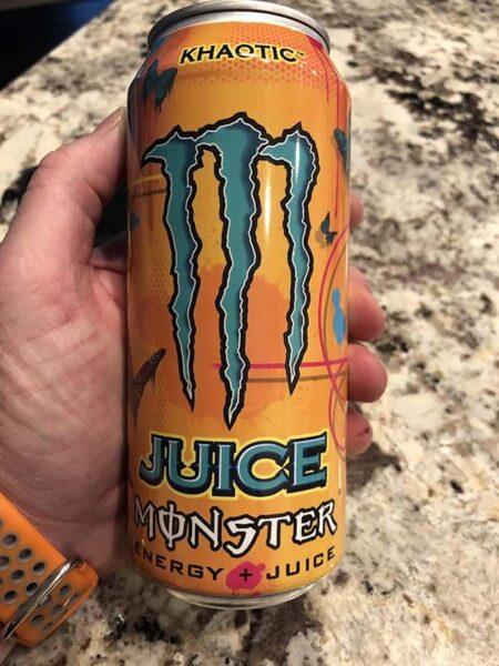 monster khaotic ml