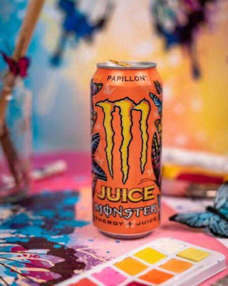 monster papillon ml