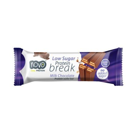 novo protein break bar 21.5g