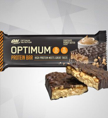 optimum nutrition chocolate peanut butter bar 62g 2