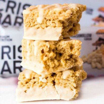 optimum protein crisp bar marshmallow