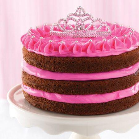 pillsbury hot pink vanilla frosting g