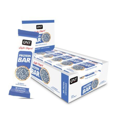 protein bar blueberry white chocolate