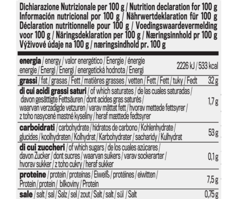 tartuflanghe Truffle Chips 100g facts