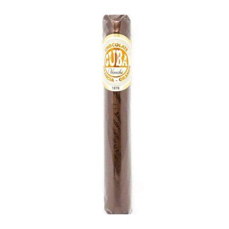 venchi chocolate orange and chocolate cigar 100g pack venchi