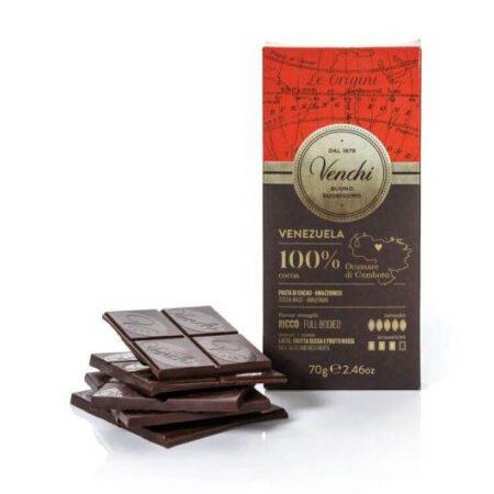 venchi dark chocolate venezuela 100 70g 2