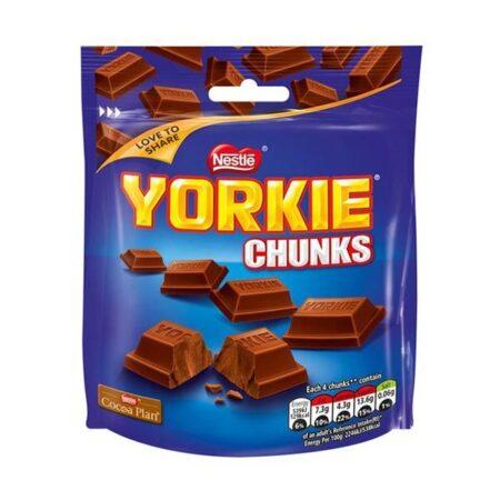 yorkie chunks 100g