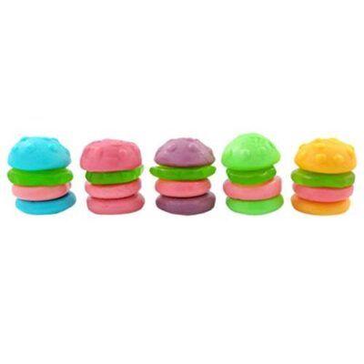 Nickelodeon Sponge Bob Square Pants Gummy Krabby Patties 72g 2
