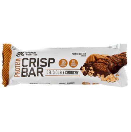 Protein Crispy Bar g peanut butter