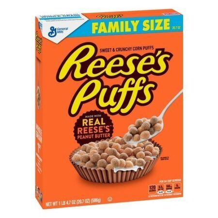 Reeses Puffs Family Size 586g