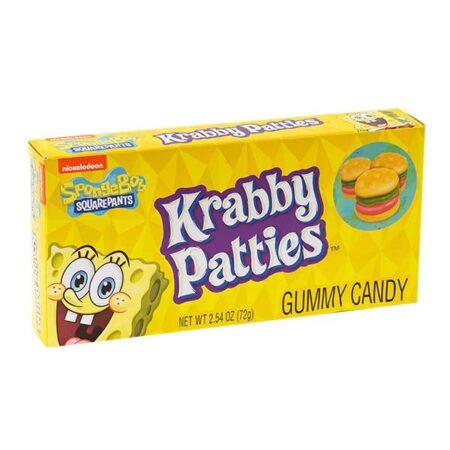 Spongebob Squarepants Krabby Patties g
