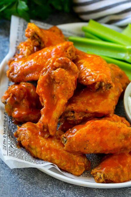 cali cali hot wings sauce g