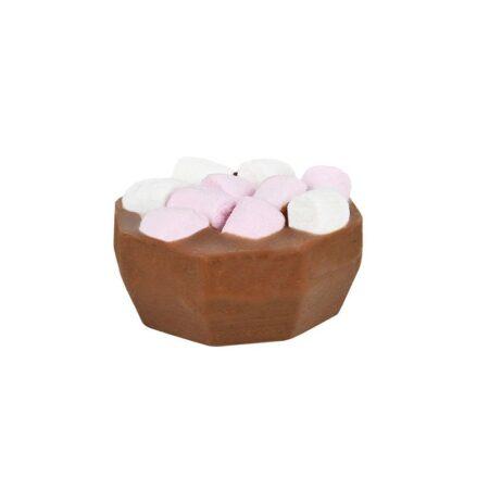 choco surprise milk chocolate with marshmallows mathilde 30g