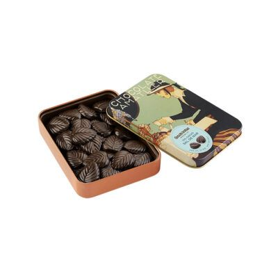 chocolate amatllers chocolate leaves 60g 2