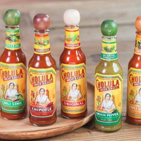 cholula mexican hot sauce 150ml