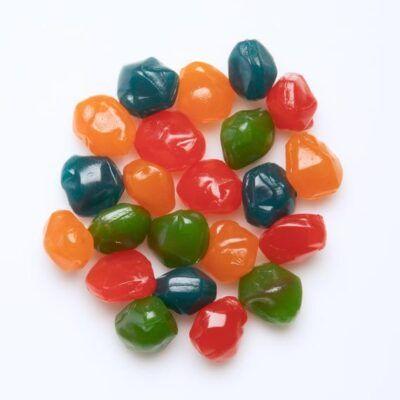 fruit gushers mouthmixers 136g 2