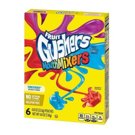fruit gushers mouthmixers 136g