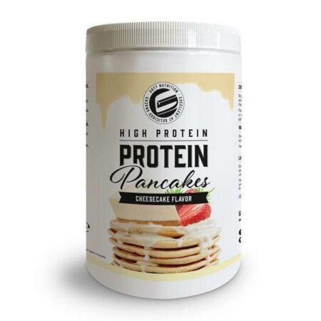 got high protein pancake backmischung  g cheesecake