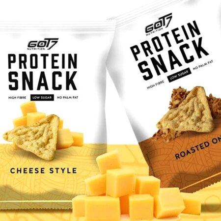 got7 protein nachos cheese style 50g 2