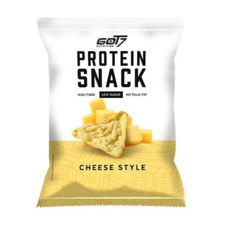 got7 protein nachos cheese style 50g