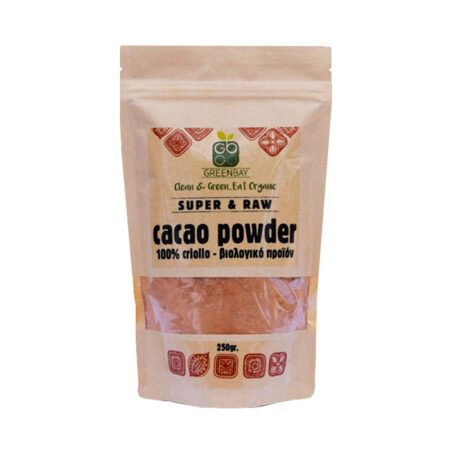 green bay cacao powder 250g