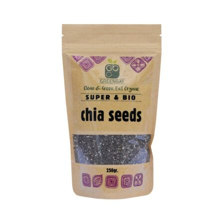 green bay chia seeds 250g