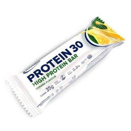 ironmaxx protein 30 bars banana