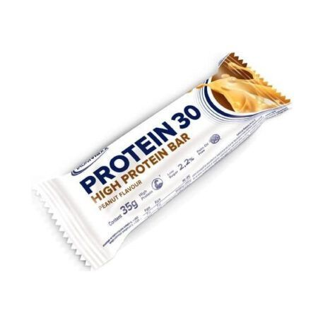ironmaxx protein 30 bars peanut