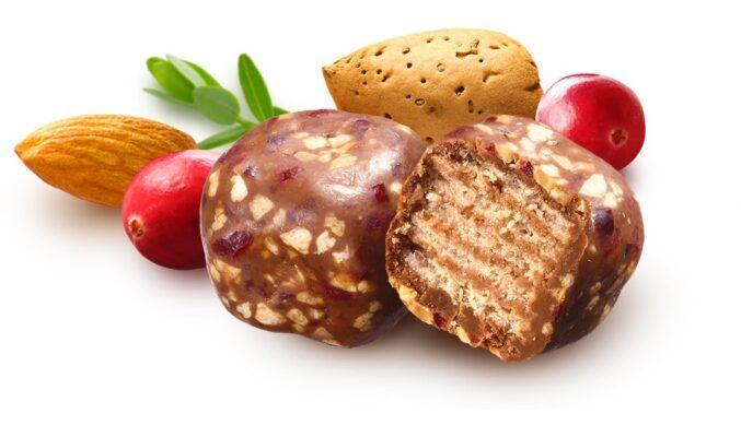 kit kat ball rum raisin nuts cranberry 36g 2