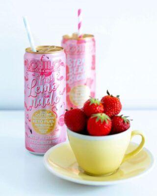lohilo keto pink lemonade 330ml 2